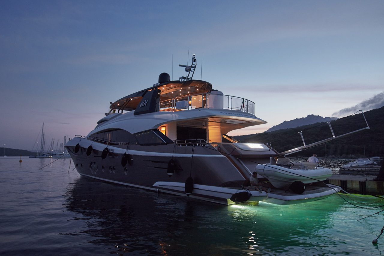 Dolce Vita Super Yacht Photographed By Lucian Niculescu