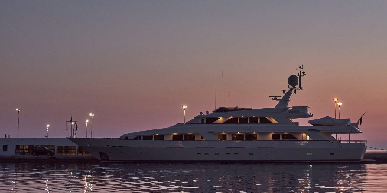 Joalmi Super Yacht Photographed By Lucian Niculescu