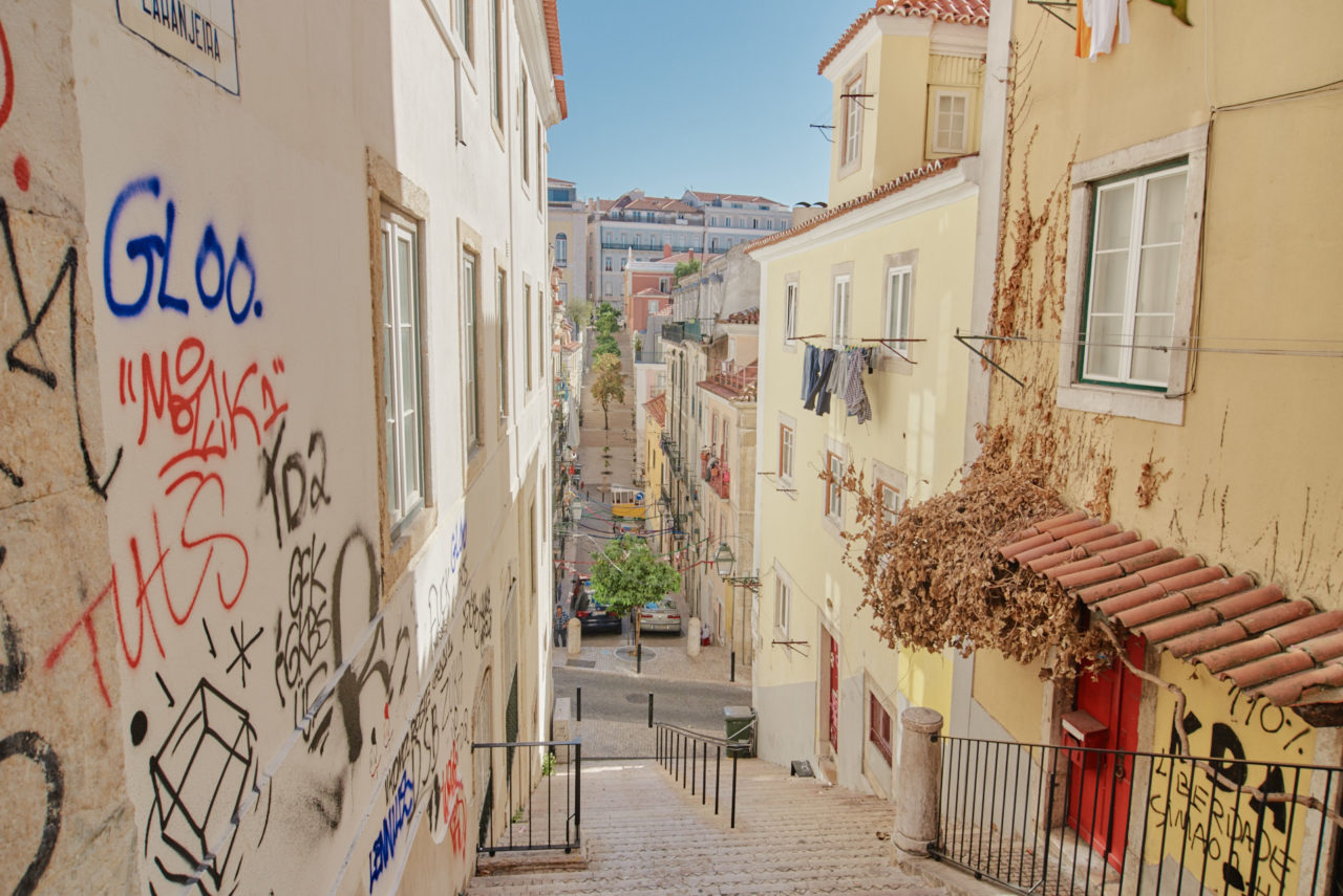 Lisbon Portugal Photographed by Lucian Niculescu