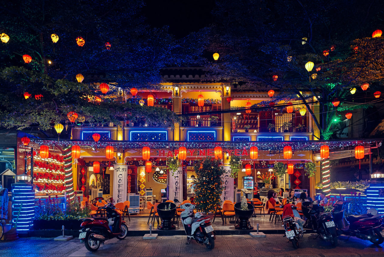 Hoi An Ancient Town in Vietnam Photographed by Lucian Niculescu